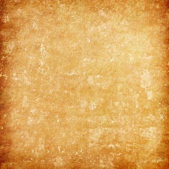 오래 된 거친 베이지 색 빈티지 종이