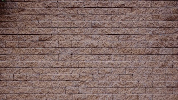 Old rough brick texture background