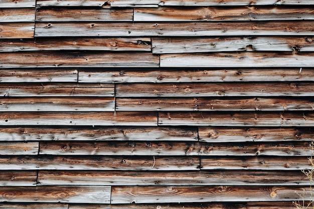 Старый грубый деревянный фон. скопируйте пространство.