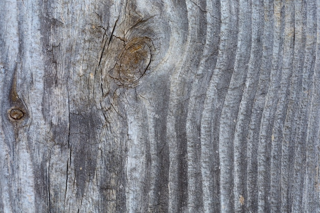 古いラフな木の板が背景としてクローズアップ