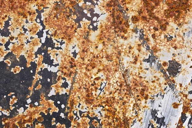 Старый ржавчина железа текстура фон