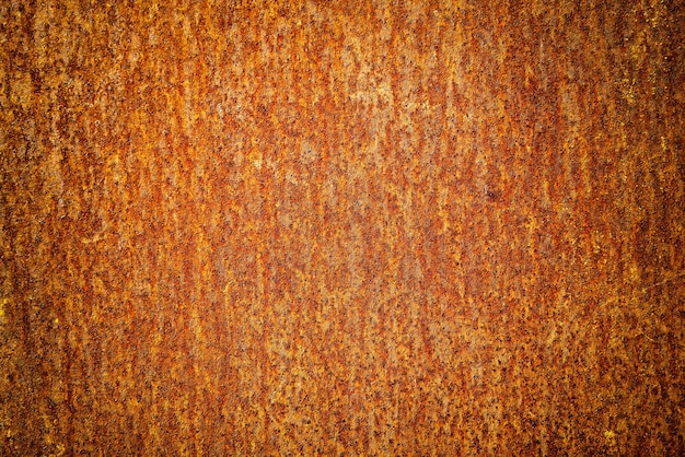 Old rust surface can be used for background and texture