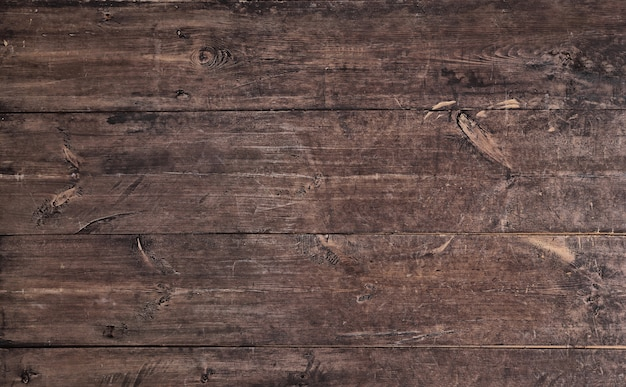 Old rustic textured wooden boards