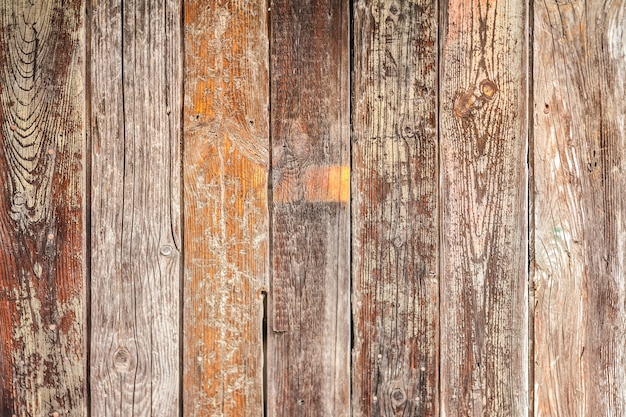 Old rustic wooden planks background