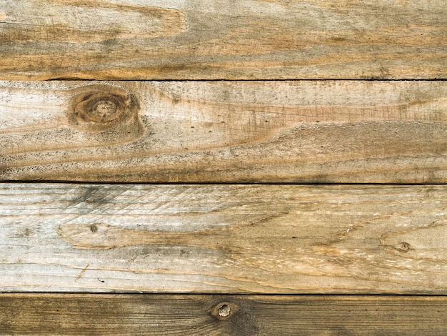 Old, rustic wooden texture.