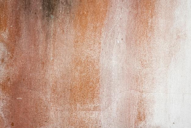 Old rusty orange wall background