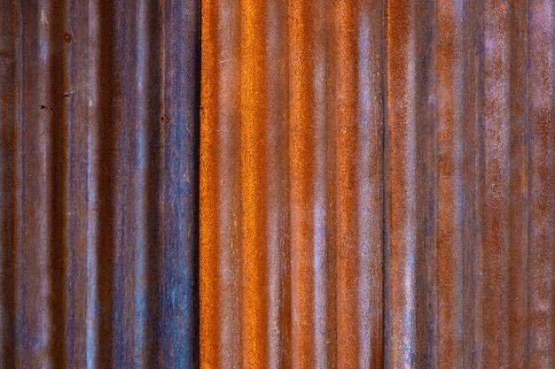 Old rusty zinc grunge texture,vintage zinc texture for background