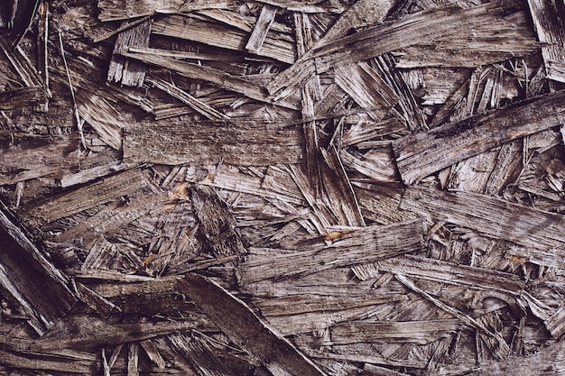 Old sawdust texture