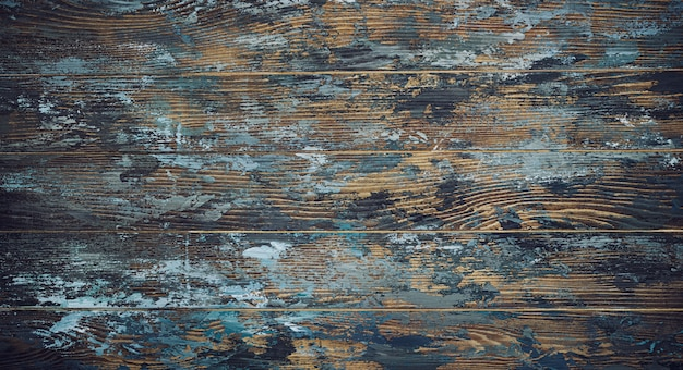 Old shabby wooden boards