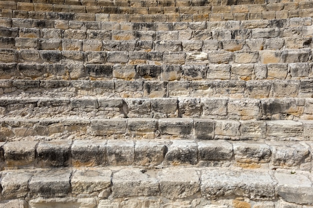 古い石造りの階段