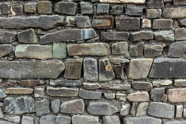 Старая каменная стена фон