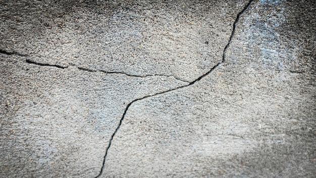 ひびの入った古い石の壁。デザインの質感