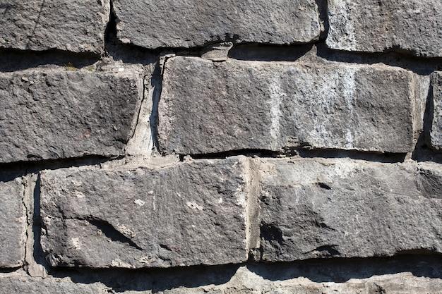 古い石造りの壁