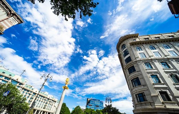 Архитектура старого тбилиси