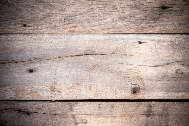 Old textured wooden background