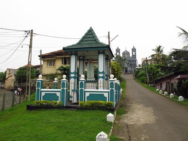 Old town of galle, sri lanka