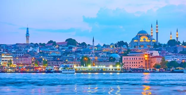 터키 이스탄불 구시가지