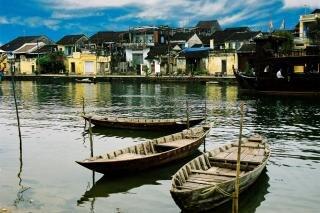 Centro storico, fiume