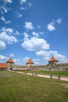 티기나 트랜스니스트리아 몰도바에 있는 오래된 터키 요새 벤더