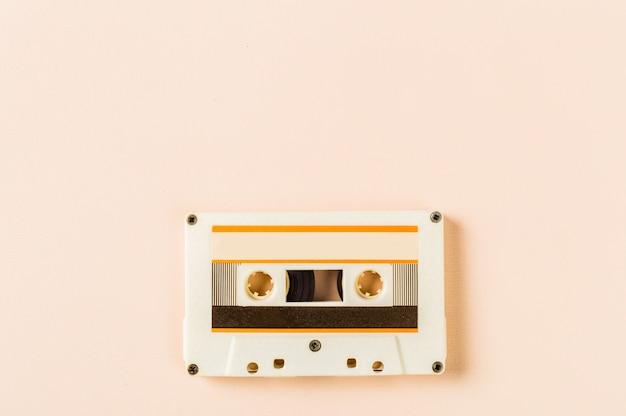 Old uudio cassette tape