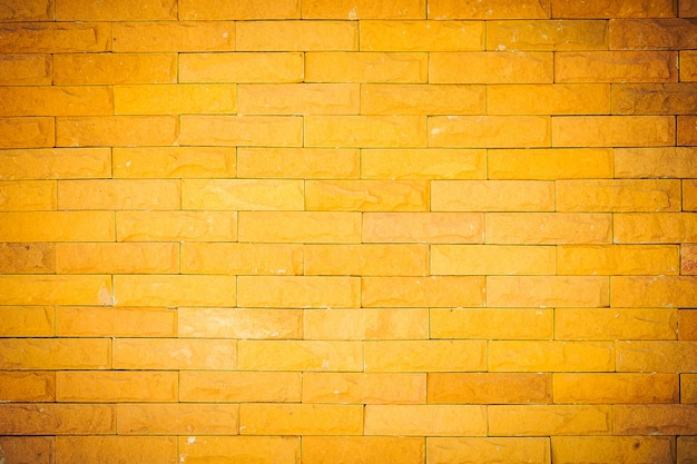 Old vintage brick wall textures background