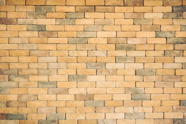 Old vintage brick wall textures