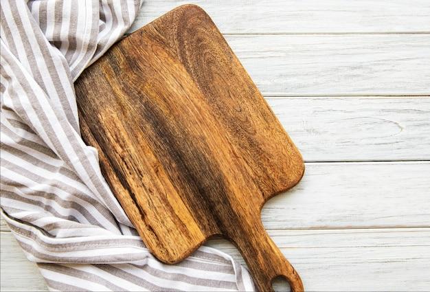 Old vintage cutting board