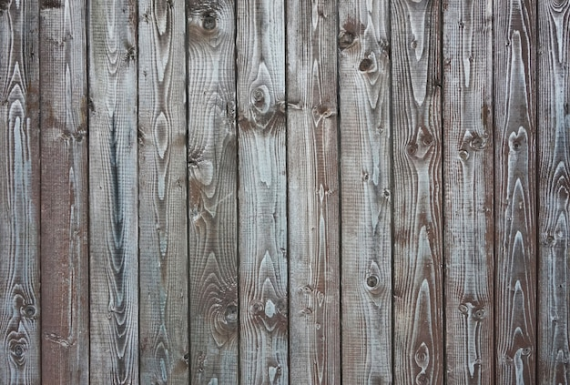 Old vintage light brown wooden planks wall abstract texture background. panorama.