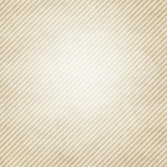 Старая винтажная бумага с диагональными полосами текстуры фона
