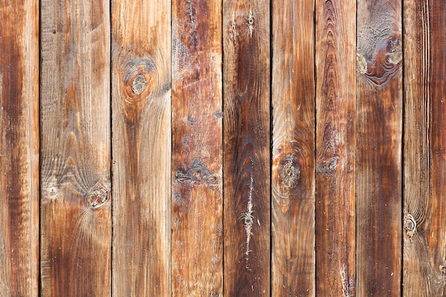 Old vintage planked wood board background