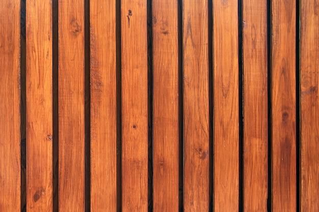 Старая винтажная красно-коричневая деревянная облицовка стен деревянными решетками для фоновых и текстурных изображений.