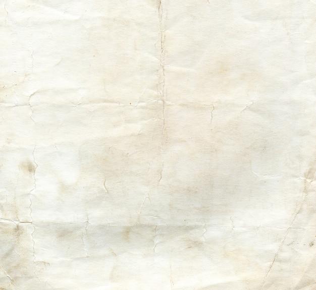 Старая винтажная текстура бумаги