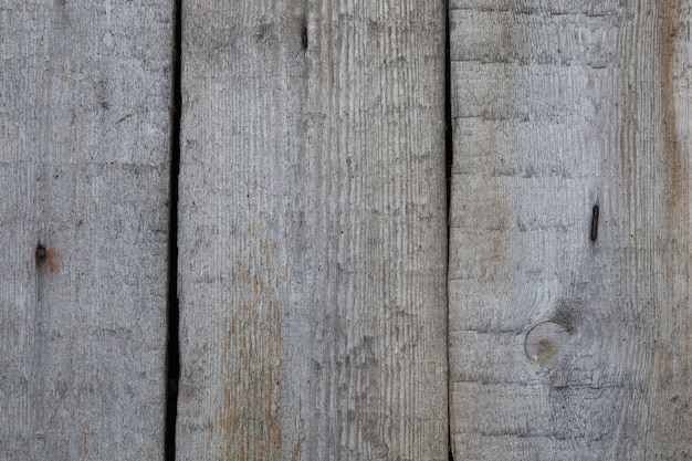 Old and vintage wooden background with embossed boards