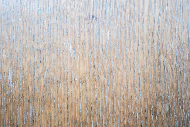 古いヴィンテージ木製ナチュラルブラウンテクスチャ背景。傷、割れ目、穴、汚れのある板。