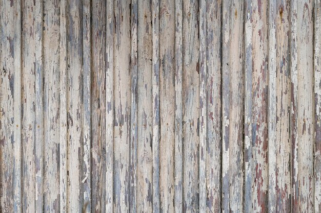 Old weathered wooden wall background