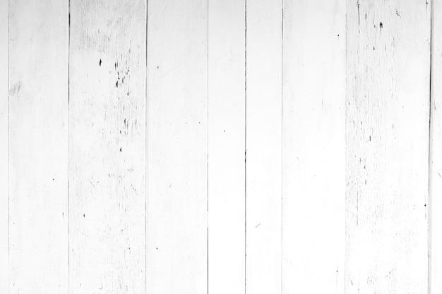오래 된 흰색과 회색 나무 질감과 빈티지 톤에서 배경.