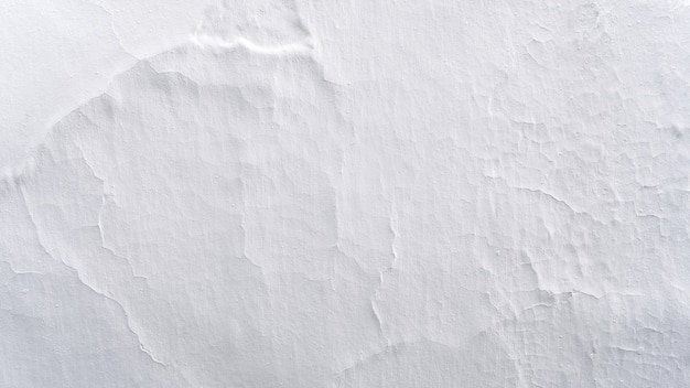 Old white wall texture background