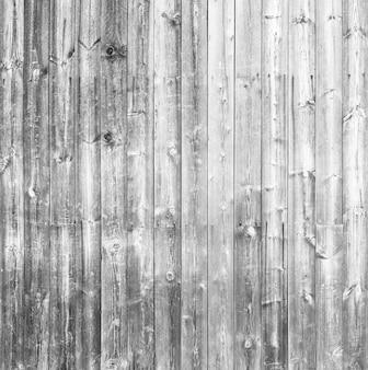 古い白い木のテクスチャ背景