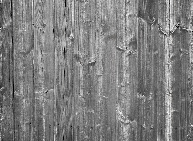 Old white wood texture