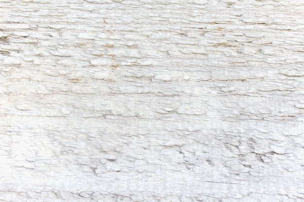 Old white wooden background with cracked