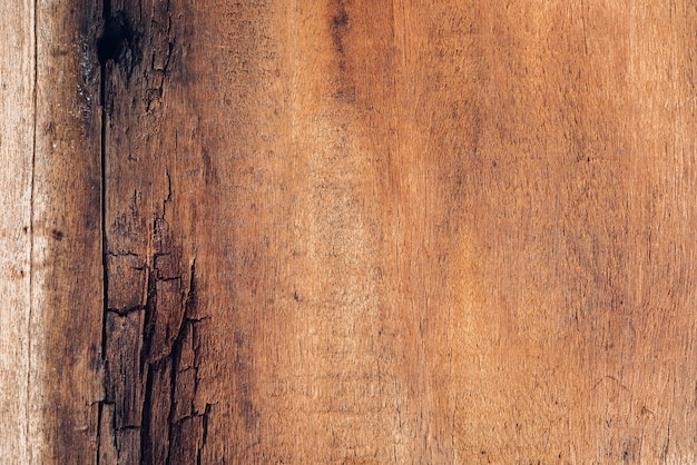 Old wood board copy space wooden texture pattern background