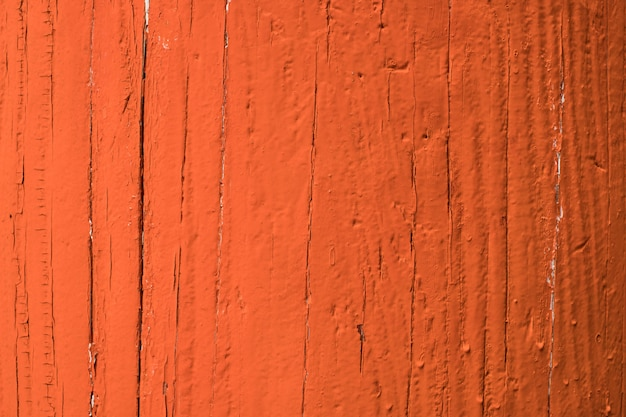 Old wood color orange texture  background