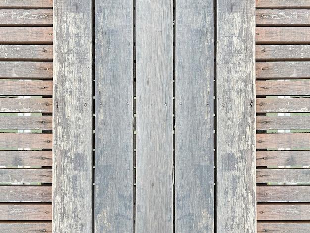古い木製パネルの壁のテクスチャ背景。
