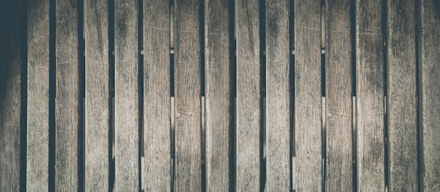Old wood texture background. dirty rustic wooden backdrop. horizontal banner