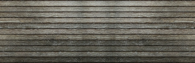Old wood texture banner background
