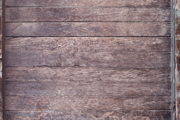 Old wood texture table top.use us background design for vintage background