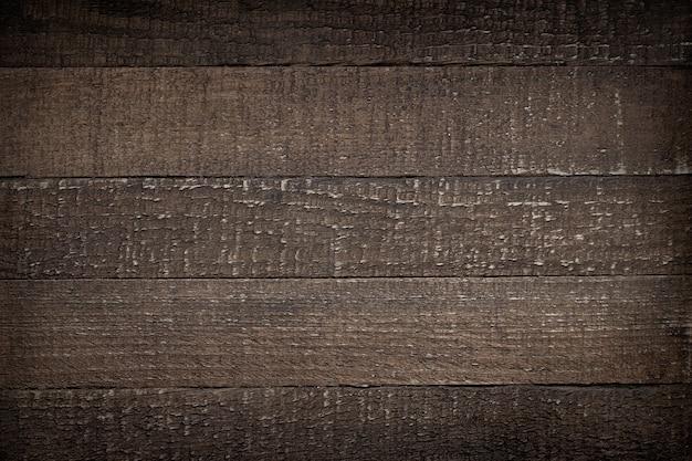 古い木の質感。ケラレのある木材の背景。