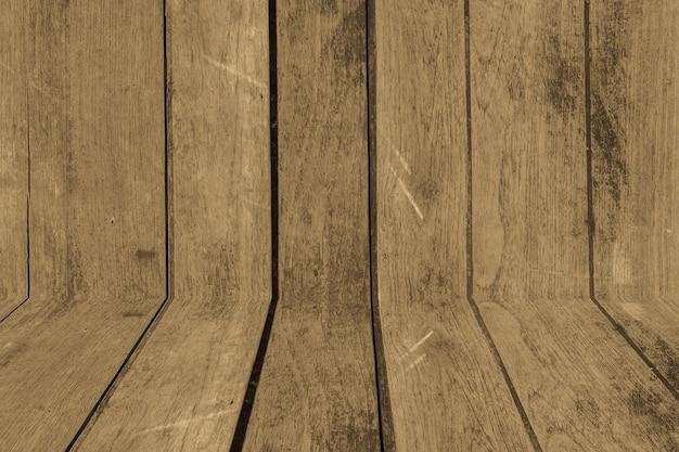 오래 된 나무 빈티지 텍스처와 배경
