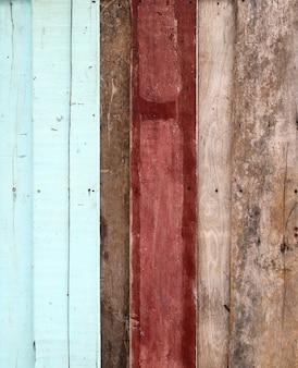 古い木の壁の背景
