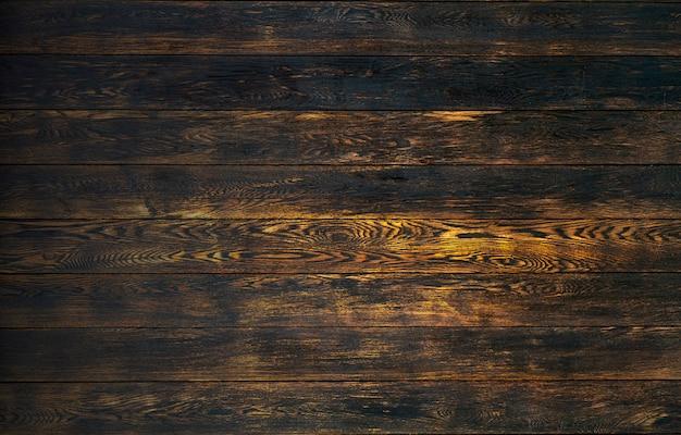 素朴なスタイルの古い木製の背景。